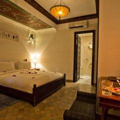 Отель Dar Anika Марокко, Марракеш - отзывы, цены и фото номеров - забронировать отель Dar Anika онлайн комната для гостей фото 2