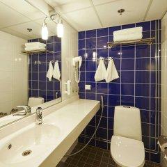Отель Cumulus Hakaniemi ванная
