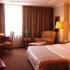 Отель The Twenty-first Century Hotel - Beijing Китай, Пекин - отзывы, цены и фото номеров - забронировать отель The Twenty-first Century Hotel - Beijing онлайн комната для гостей фото 2