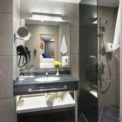 Отель HVD Viva Club Hotel - Все включено Болгария, Золотые пески - 1 отзыв об отеле, цены и фото номеров - забронировать отель HVD Viva Club Hotel - Все включено онлайн ванная фото 2