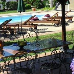 Отель Finca El Picacho бассейн