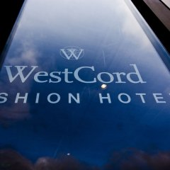 Отель Westcord Fashion Амстердам фитнесс-зал фото 4
