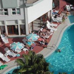 Avos Apartments Турция, Мармарис - отзывы, цены и фото номеров - забронировать отель Avos Apartments онлайн бассейн