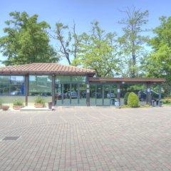 Отель Flaminio Village Bungalow Park Италия, Рим - 3 отзыва об отеле, цены и фото номеров - забронировать отель Flaminio Village Bungalow Park онлайн спортивное сооружение