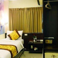 Отель Blu Mount Бангкок сейф в номере