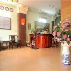 Отель OYO 1075 Freedom Hotel Вьетнам, Хошимин - отзывы, цены и фото номеров - забронировать отель OYO 1075 Freedom Hotel онлайн интерьер отеля фото 2