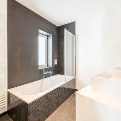 Отель Smartflats City - Toison D Or Брюссель ванная