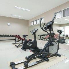 Отель J Park at Chinnakhet фитнесс-зал фото 3
