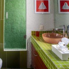 Отель Casa Habitación San Angel Мехико ванная фото 2