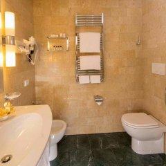 Отель Santa Costanza ванная