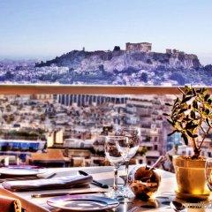 Отель St George Lycabettus Греция, Афины - отзывы, цены и фото номеров - забронировать отель St George Lycabettus онлайн балкон