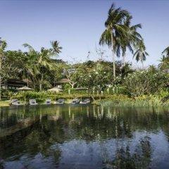 Отель Outrigger Koh Samui Beach Resort Таиланд, Самуи - отзывы, цены и фото номеров - забронировать отель Outrigger Koh Samui Beach Resort онлайн приотельная территория фото 2