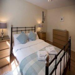 Отель 2 Bedroom Meadows Flat Эдинбург комната для гостей фото 2