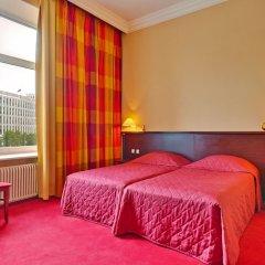 Гостиница Варшава комната для гостей фото 3