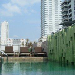 Отель CITICHIC Sukhumvit 13 Bangkok by Compass Hospitality бассейн фото 3