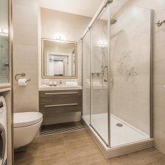 Отель P&O Apartments Bielany 6 Польша, Варшава - отзывы, цены и фото номеров - забронировать отель P&O Apartments Bielany 6 онлайн ванная