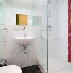 Отель Actilingua Apartment Pension Австрия, Вена - отзывы, цены и фото номеров - забронировать отель Actilingua Apartment Pension онлайн ванная