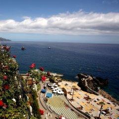 Отель Madeira Regency Cliff Португалия, Фуншал - отзывы, цены и фото номеров - забронировать отель Madeira Regency Cliff онлайн пляж