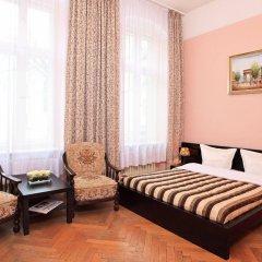 Hotel-Pension Cortina комната для гостей