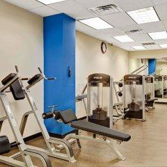 The New Yorker A Wyndham Hotel фитнесс-зал фото 3