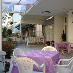 Отель Villa Madana Римини питание