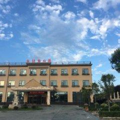 Отель Jinqiu Yixinyuan Hotel Китай, Сиань - отзывы, цены и фото номеров - забронировать отель Jinqiu Yixinyuan Hotel онлайн парковка