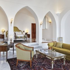 Отель Palazzo Avino Равелло комната для гостей фото 2