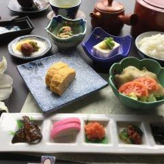 Отель Ryokan Yuri Хидзи питание