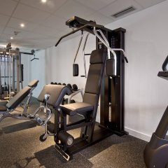 Отель NeoMagna Madrid фитнесс-зал