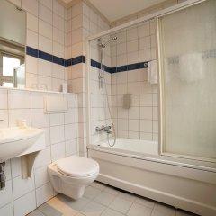 Отель First Hotel Breiseth Норвегия, Лиллехаммер - отзывы, цены и фото номеров - забронировать отель First Hotel Breiseth онлайн ванная