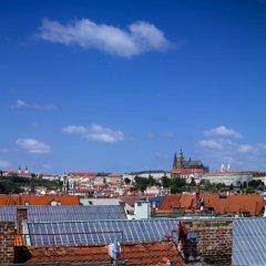 Отель The Emblem Hotel Чехия, Прага - 3 отзыва об отеле, цены и фото номеров - забронировать отель The Emblem Hotel онлайн приотельная территория