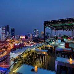 Отель Silverland Central - Tan Hai Long Хошимин бассейн