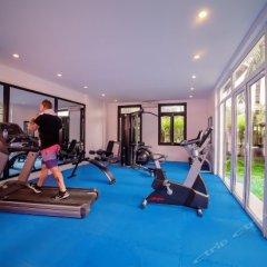 Отель Agribank Hoi An Beach Resort Вьетнам, Хойан - отзывы, цены и фото номеров - забронировать отель Agribank Hoi An Beach Resort онлайн фитнесс-зал фото 4