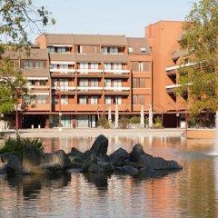 Отель Excel Milano 3 Базильо приотельная территория фото 2