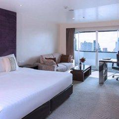 Отель Furama Silom, Bangkok комната для гостей фото 4