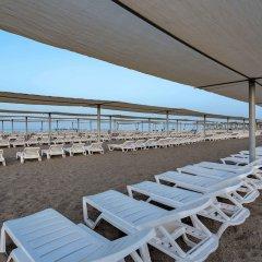 Отель Euphoria Palm Beach Resort пляж фото 2