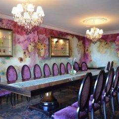 Отель Hermis Hotel Литва, Каунас - 1 отзыв об отеле, цены и фото номеров - забронировать отель Hermis Hotel онлайн интерьер отеля фото 3