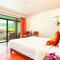 Отель Alpina Phuket Nalina Resort & Spa 4* Улучшенный номер с различными типами кроватей