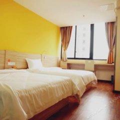 Отель 7 Days Inn (Chongqing Tongliang Xuefu Avenue) комната для гостей