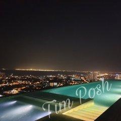 Отель Suphatra Pattaya Posh Паттайя бассейн