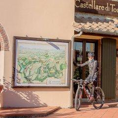 Апартаменты Castellare di Tonda - Apartments интерьер отеля