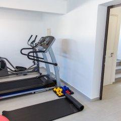 Отель Villa Andriana фитнесс-зал