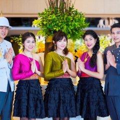 Отель Grand Mercure Bangkok Fortune детские мероприятия