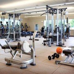 Отель Carmel Valley Ranch фитнесс-зал фото 3