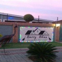 Отель Berry Bliss Guest House Габороне фото 13