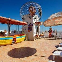 Hotel Plaza Inn пляж