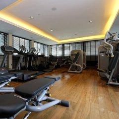Отель Le Méridien Singapore, Sentosa фитнесс-зал фото 2