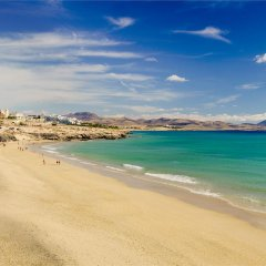 Отель H10 Sentido Playa Esmeralda - Adults Only пляж фото 2