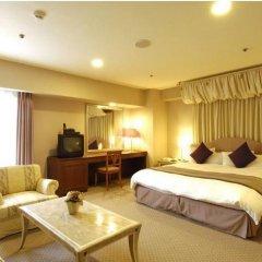 Отель Princess Garden Япония, Токио - отзывы, цены и фото номеров - забронировать отель Princess Garden онлайн комната для гостей фото 2