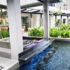 Отель 188 Serviced Suites & Shortstay Apartments Малайзия, Куала-Лумпур - отзывы, цены и фото номеров - забронировать отель 188 Serviced Suites & Shortstay Apartments онлайн фото 2